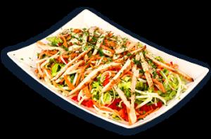 Salata de pui cu cruditati