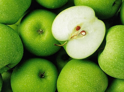 green_apple_background_stock_photo_166356
