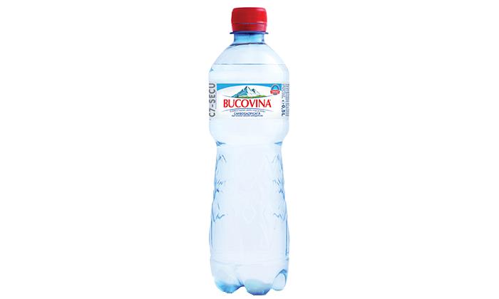 Apa minerala Bucovina 0.5L